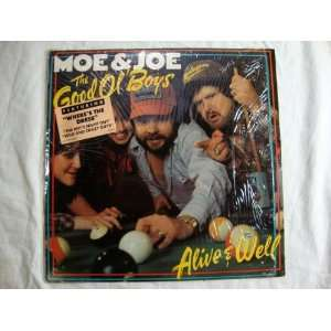 Moe and Joe, The Good Ol Boys Books