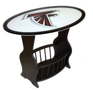 Adventure Furniture N0537 ATL Atlanta Falcons Logo End