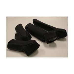 Bestop 81801 35 Black Diamond Padded Arm Rest Automotive