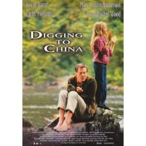 Digging To China Movie Poster (11 x 17 Inches   28cm x 44cm) (1998