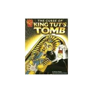 The Curse of King Tuts Tomb (Graphic Library Graphic