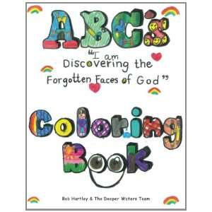 ABCs Coloring book I am Discovering the Forgotten Faces