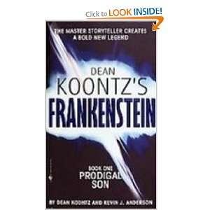 Prodigal Son (Dean Koontzs Frankenstein) (9781435291638
