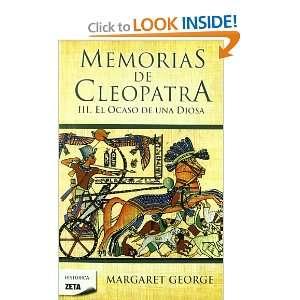 Sar reading Memorias de Cleopara 3. El ocaso de una diosa on your