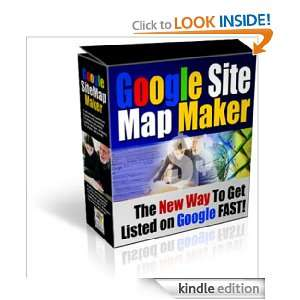 Google Site Map Maker Yu Sheng Yuan  Kindle Store