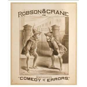 Robson/Crane in Shakespeares Comedy of errors Home & Kitchen