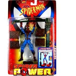 Flip and Swing Spider Man: Toys & Games