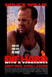 Die Hard With a Vengeance Movie Posters From Movie Poster Shop