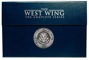 West Wing The Complete Series Collection DVD, 2006, 45 Disc Set