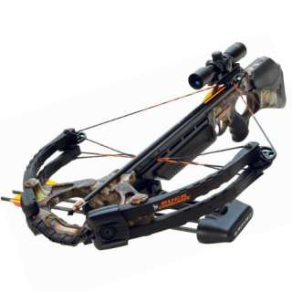Barnett Crossbows 78039 Barnett Buck Commander CRT Crossbow Package