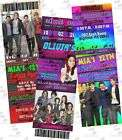 big time rush victorious invitations party supplies location usa