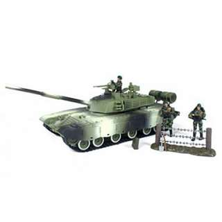 Power Team Elite World Peacekeepers Main Battle Tank   Action figures