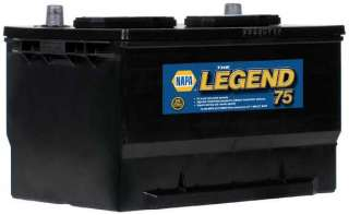 Ford Lincoln Mercury Dodge Truck Battery NAPA Part 7565
