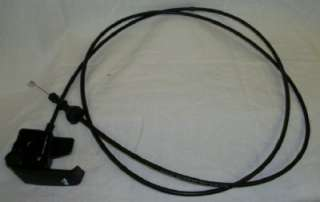Chevrolet GMC Cadillac Hood Release Cable & Handle