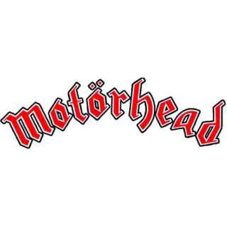 Large Motorhead Logo Tattoo Temporary Tattoo This tattoo image is of