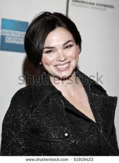 New York   April 27 Karen Duffy Attends The Get Low Premiere During