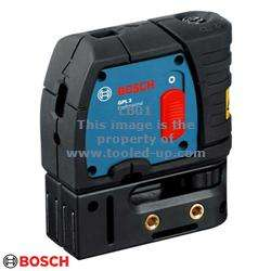 Bosch GPL3 Three Point Laser Level 30 Metre Range : Tooled Up