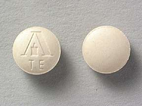 Picture THYROID (ARMOUR) 1GR (60MG) TABS  Drug Information