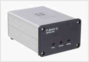 Firestone Audio   Fubar I O   USB DAC / ADC in Black