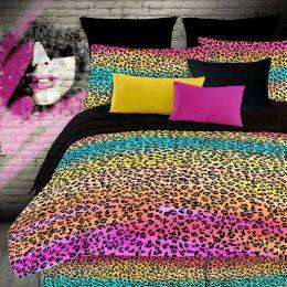Green Zebra Bedding, Lime Green & Black Bedding, Comforters & Sheets