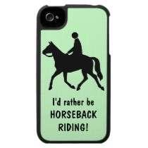 Horseback Riding iPhone Cases & Covers, Horseback Riding iPhone Case