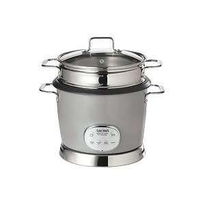 Aroma Gourmet 20 Cup Digital Rice Cooker & Food Steamer
