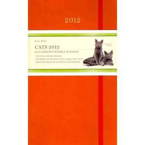 Daily Muse Cats Weekly Planner, Workman Publishing Calendars