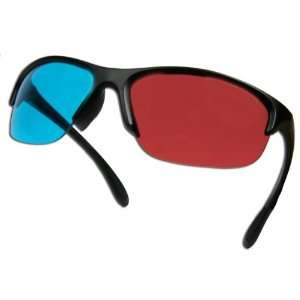 Pro Ana (TM) PROFESSIONAL 3D Glasses for Red/Cyan 3D