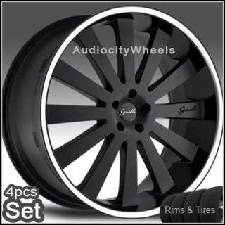 22 Giovanna Wheels and Tires Land Range Rover Rims
