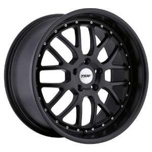 17x8 TSW Valencia (Matte Black) Wheels/Rims 5x100 (1780VAL325100M72)