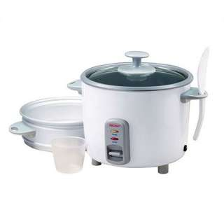 Aroma 5 in 1 Non Stick Dry Rice Cooker & Food Steamer Appliances