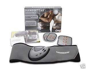 2012 Slendertone Flex Pro Abdominal Muscle Toner Ab Toning Belt FROM