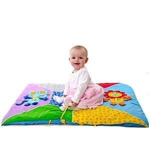 RED KITE TRAVEL COT PLAYMAT BABY PLAY MAT ACTIVITY GYM