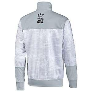 Adidas Originals Star Wars Firebird Track Top Jacket XL Snow Camo Hoth