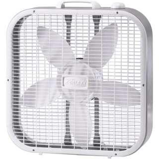 Galaxy 20 Box Fan B20100 Heating, Cooling, & Air Quality