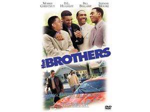The Brothers D.L. Hughley, Bill Bellamy, Morris Chestnut, Shemar Moore