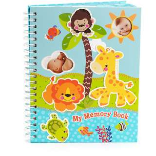 Fisher Price   Precious Planet Memory Book, Baby Album Gifts for Baby