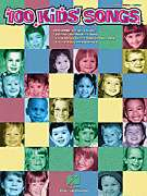 100 Kids Songs Piano Vocal Guitar Sheet Music Book NEW