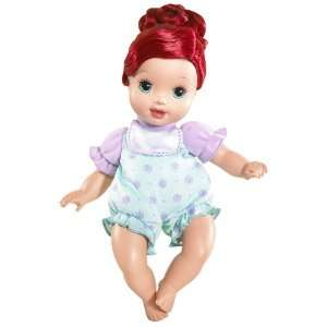Disney Princess Baby Ariel Doll Toys & Games
