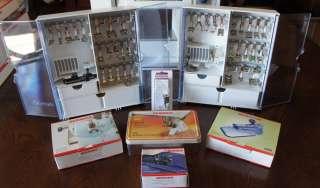 Bernina 1300MDC Serger , Bernina 730E, Embroidery Software , Hoops