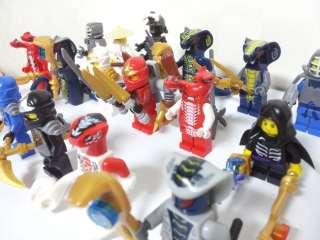 Brand Korea Lego Ninjago Minifigure Lot 9440 9441 9442 9443 9444 9445
