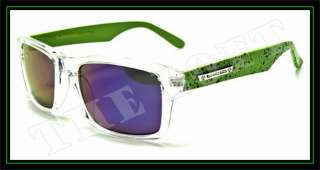 Biohazard Mens Womens Sunglasses Wayfarer Design BZ76