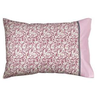 Tiddliwink Ladybug Flower Pillowcase   Pink/ Red.Opens in a new window