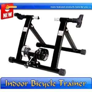 Frugah New Bicycle Bike Trainer Stand Indoor Kinetic Steel