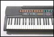 Casio CTK 520L Keyboard w/ Key Lighting System 152636