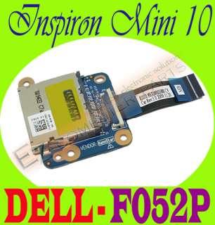 Dell Inspiron Mini 10/10v Media Card Reader Board F052P