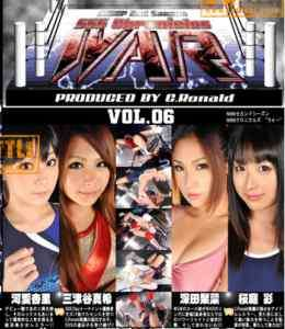 2012 Female Women Wrestling 2 MATCHES DVD Pro 87 MIN!