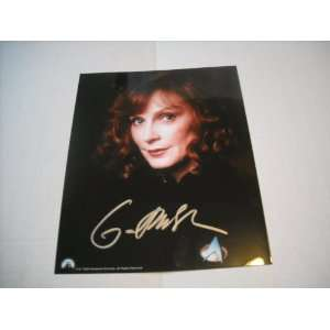 Star Trek the Next Generation Gates McFadden as Dr. Beverly Crusher