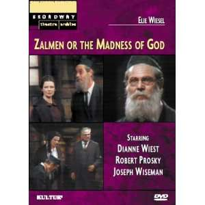 or the Madness of God (Broadway Theatre Archive) Joseph Wiseman