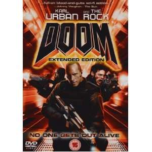 Doom Extended Edition [DVD] Karl Urban, Dwayne Johnson Movies & TV